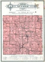 Richland Township, Mahaska County 1920
