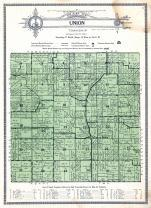 Union Township, Mahaska County 1920