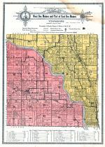 West Des Moines and East Des Moines Townships, Mahaska County 1920