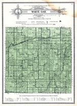White Oak Township, Mahaska County 1920