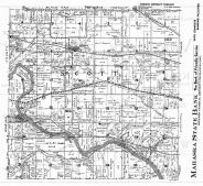 Scott Township, Olivet, Leighton - South, Fosterdale, Rochester, Bellefountain, Mahaska County 1949