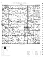 Code 2 - Bangor Township, Liscomb Township - West, Iowa Township - NW, Marshall County 1981
