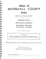 Title Page, Marshall County 1981