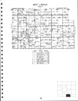 Code S - West Lincoln Township, Orchard, Mitchell County 1968