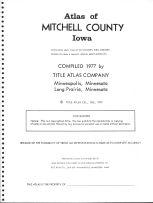 Title Page, Mitchell County 1977