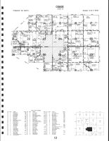 Code 12 - Osage Township, Mitchell County 1987