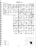Code 2 - Burr Oak Township - South, Mitchell County 1987