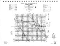 Floyd County Highway Map, Mitchell County 1987