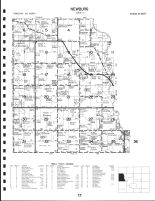 Code 11 - Newburg Township, Carpenter, Mitchell County 1999