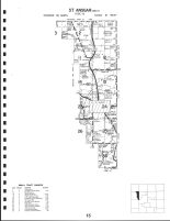 Code 15 - St. Ansgar Township - West, Mitchell County 1999