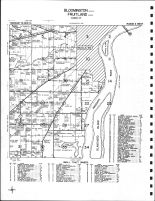 Code P - Bloomington Township - South, Fruitland Township - East, Muscatine, Muscatine County 1967