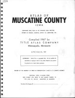 Title Page, Muscatine County 1967