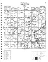 Code 12 - Fruitland Township - West, Seventy-Six Township, Muscatine County 1982