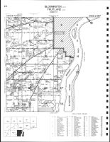 Code 13 - Bloomington Township - South, Fruitland Township - East, Muscatine, Muscatine County 1982