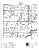 Code 6 - Pike Township - West, Lake Township - West, Nichols, Muscatine County 1982