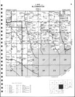 Code 8 - Lake Township - East, Bloomington Township, Muscatine, Muscatine County 1982