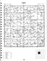 Code 14 - Summit Township, O'Brien County 1986