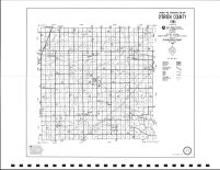 O'Brien County Highway Map, O'Brien County 1998