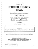 Title Page, O'Brien County 1998