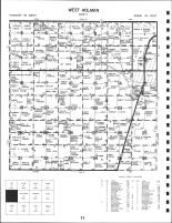 Code 11 - West Holman Township, Sibley, Osceola County 1978