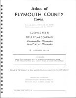 Title Page, Plymouth County 1976