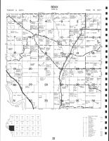 Code 21 - Sioux Township - East, Plymouth County 1988