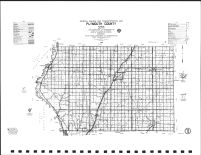 Plymouth County Highway Map, Plymouth County 1988