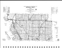 Woodbury County Highway Map, Plymouth County 1988