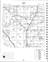 Code 21 - Sioux Township - East, Plymouth County 1998