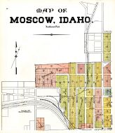 Moscow - Northwest, Latah County 1937
