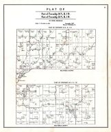 Township 38 N. Ranges 1 and 2 W., Latah County 1937