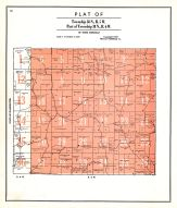 Township 38 N. Ranges 5 and 6 W., Latah County 1937