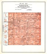 Township 39 N. Ranges 5 and 6 W., Moscow, Latah County 1937