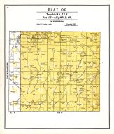 Township 40 N. Ranges 5 and 6 W., Latah County 1937