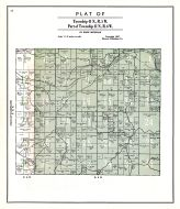 Township 41 N. Ranges 5 and 6 W., Latah County 1937