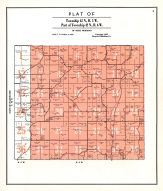 Township 42 N. Ranges 5 and 6 W., Latah County 1937