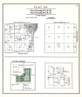 Townships 37 and 38 N. Ranges 1 and 3 W., Genesee, Juliaetta, Rue, Latah County 1937