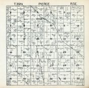 Pierce Township, Chase, DeKalb County 1940