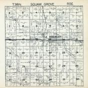 Squaw Grove Township, DeKalb County 1940