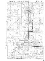 Camargo Township, Ft. Douglas, West Ridge, Villa Grove, Douglas County 1950