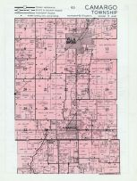 Camargo Township, West Ridge, Villa Grove, Douglas County 1956