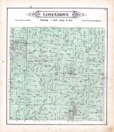 Lone Grove Township, Fayette County 1891