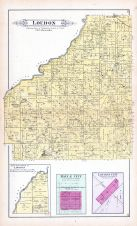Loudon, Holliday, Bayle City, Loudon City, Hissong P.O., Fayette County 1891