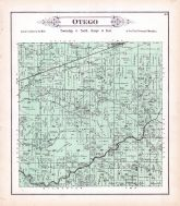 Otego Township, Hickory Creek, Brownstown, Fayette County 1891