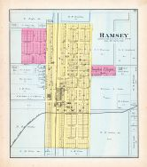 Ramsey, Fayette County 1891