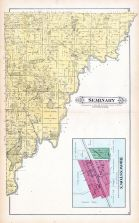 Seminary Township, Brownstown, Pittsburg P.O., Flag Lake, Heilsburgh, Fayette County 1891