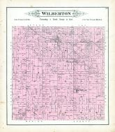 Wilberton Township, St. Paul P.O., Fayette County 1891