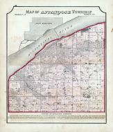 Appanoose Township, Mound, Niota, Centre, Locust Grove, French Town, Mississippi River, Fort Madison, Hancock County 1874