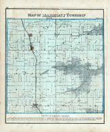 Harmony Township, Denver, Bentley, Independence, Douglass, Hancock County 1874