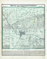 La Harpe Township, Crooked Creek, Hancock County 1874